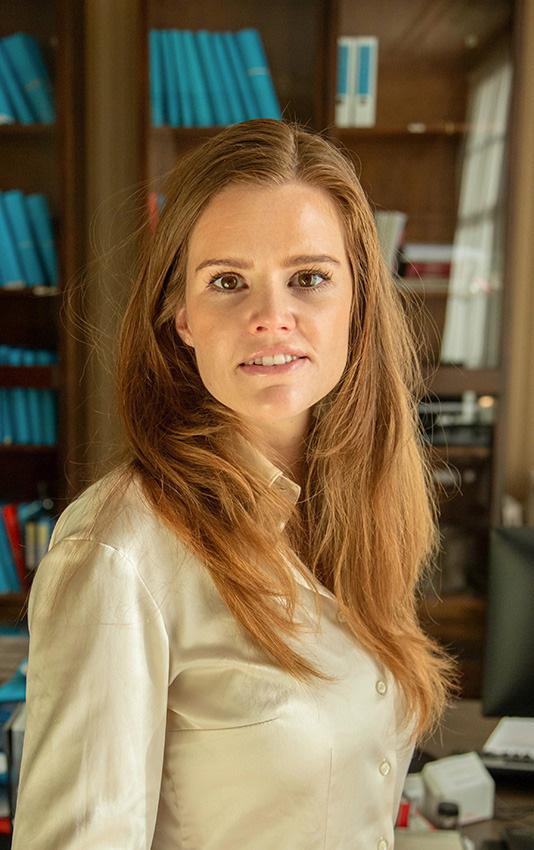 Valérie van der Vliet